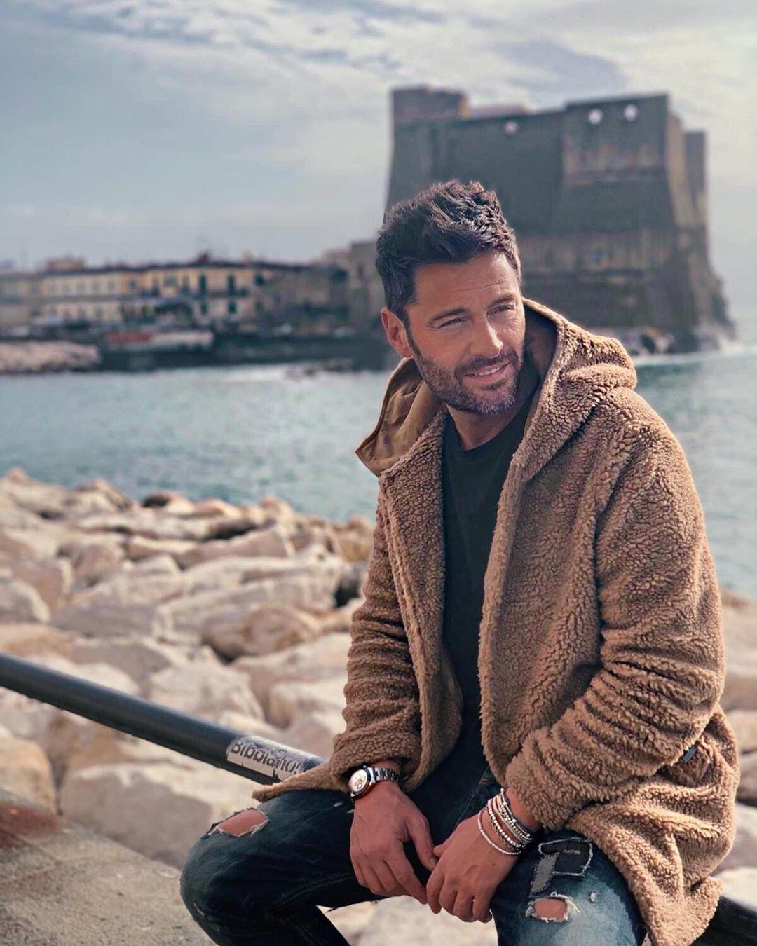 Filippo Bisciglia, partecipante a Amici Celebrities
