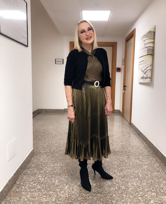Eleonora Giorgi, partecipante al grande fratello VIP