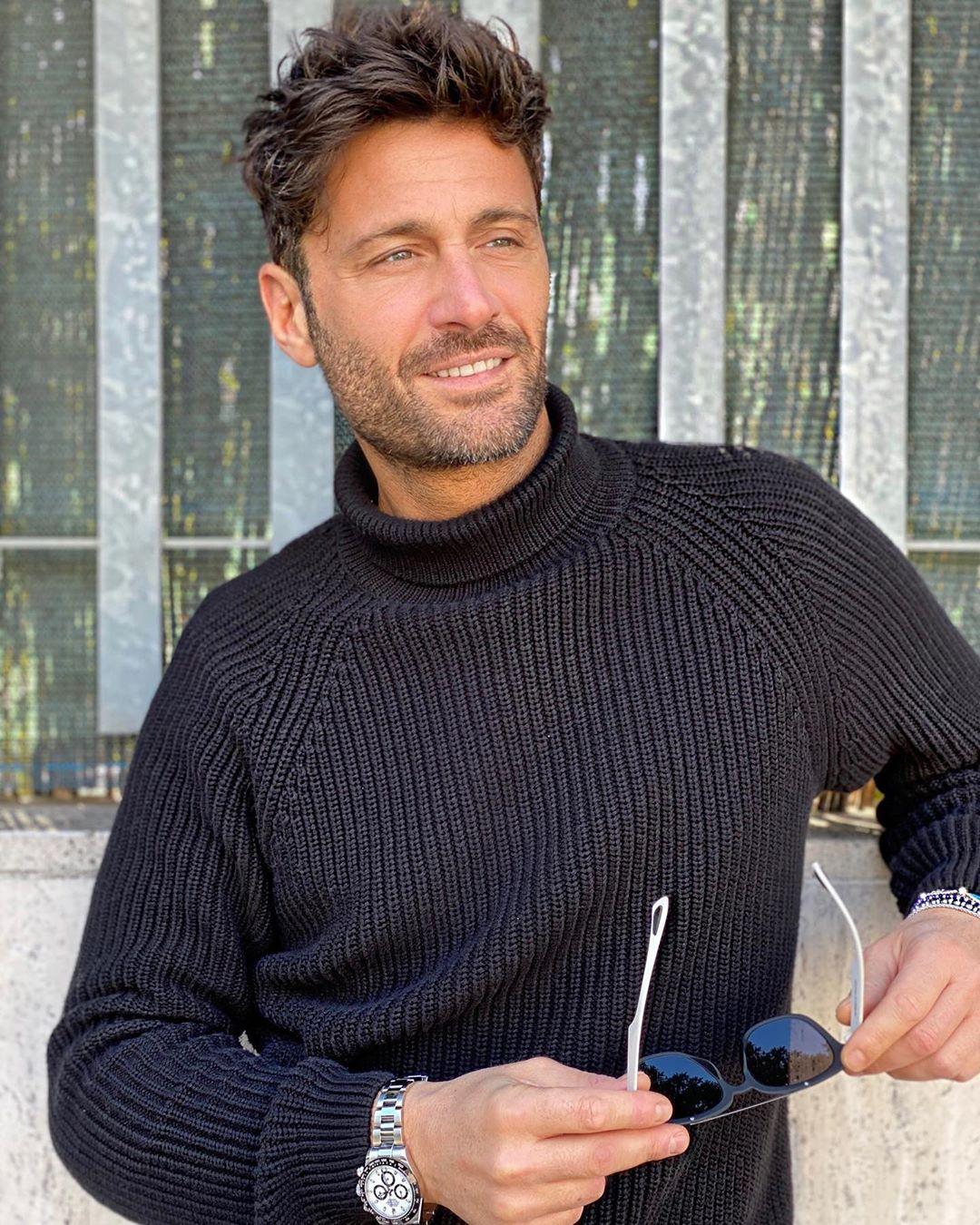 Filippo Bisciglia, conduttore e attore televisivo