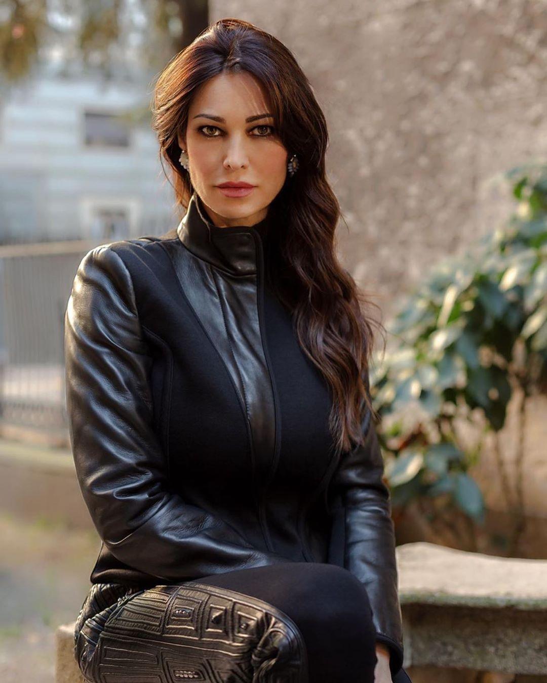 Manuela Arcuri, modella di fama internazionale