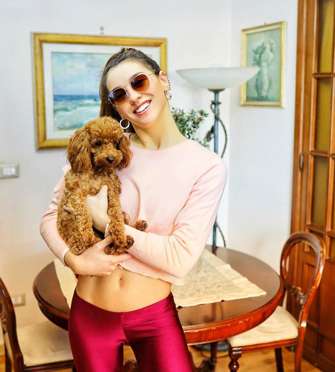 Ginevra Pisani, instagramers e influencer itlaliana