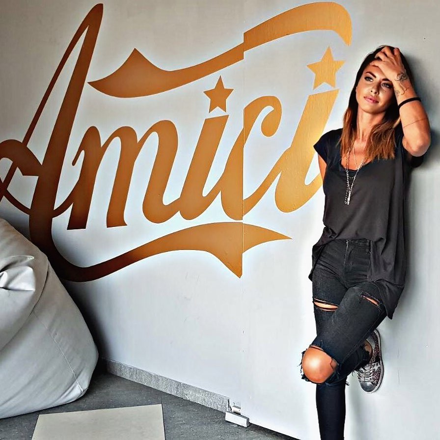 Pamela Camassa, vincitrice di Amici Celebrities