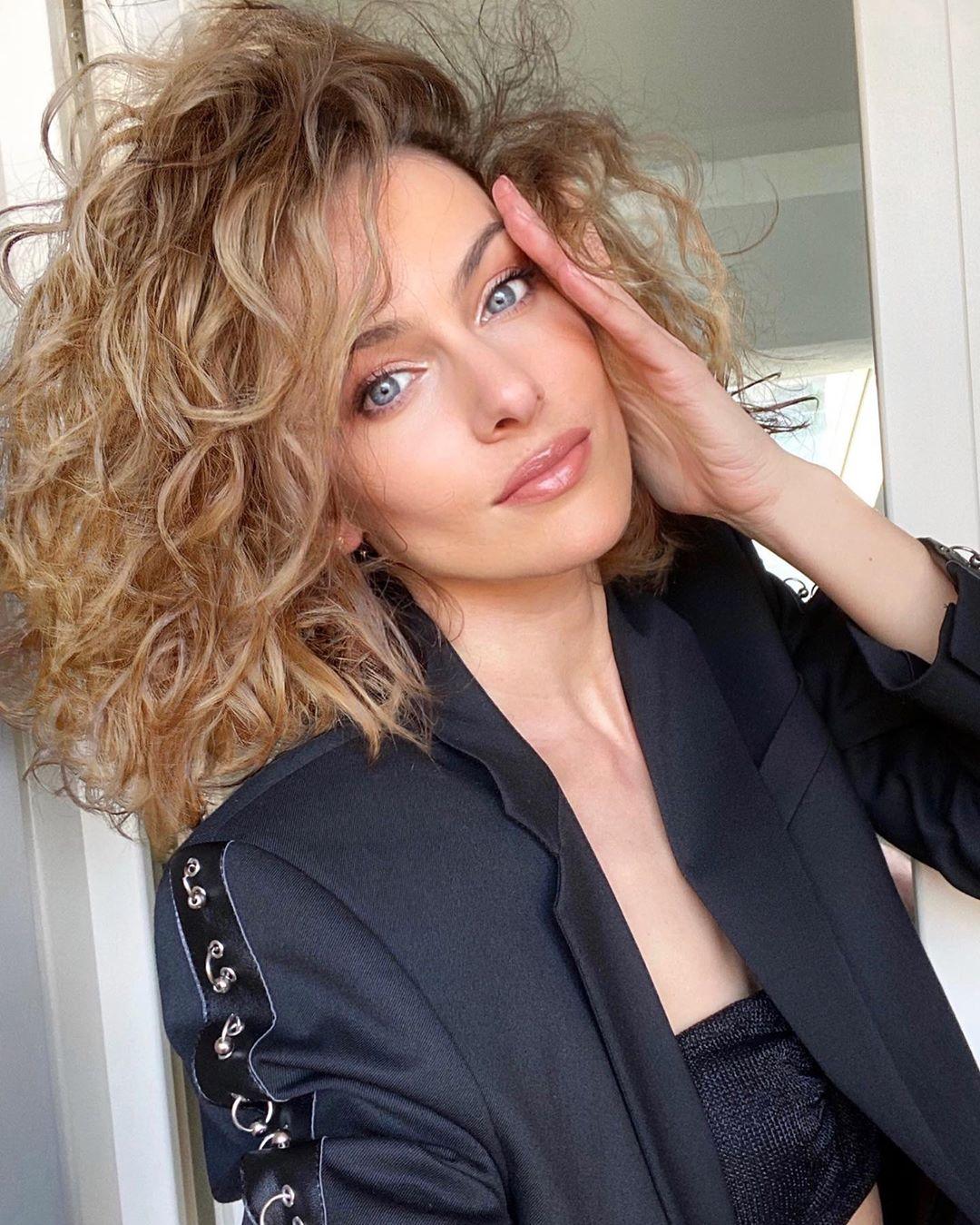 Paola Turani, modella internazionale