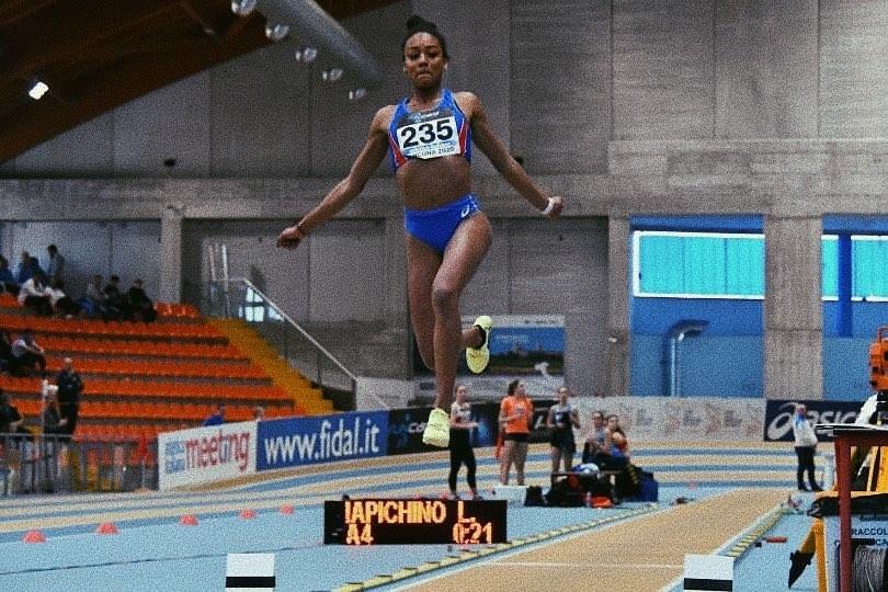 I record di Larissa Iapichino