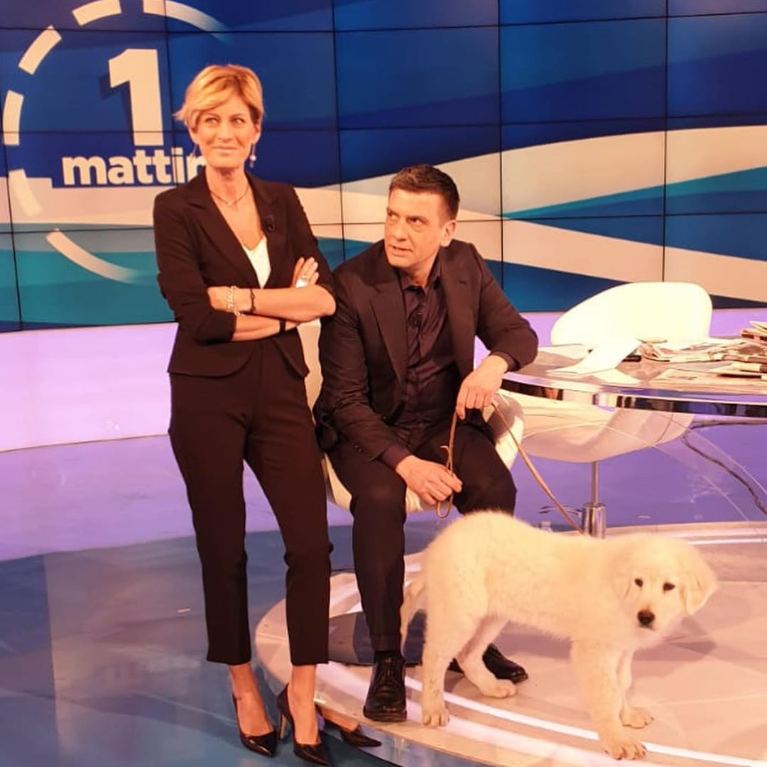 La giornalista Valentina Bisti a 1 mattina