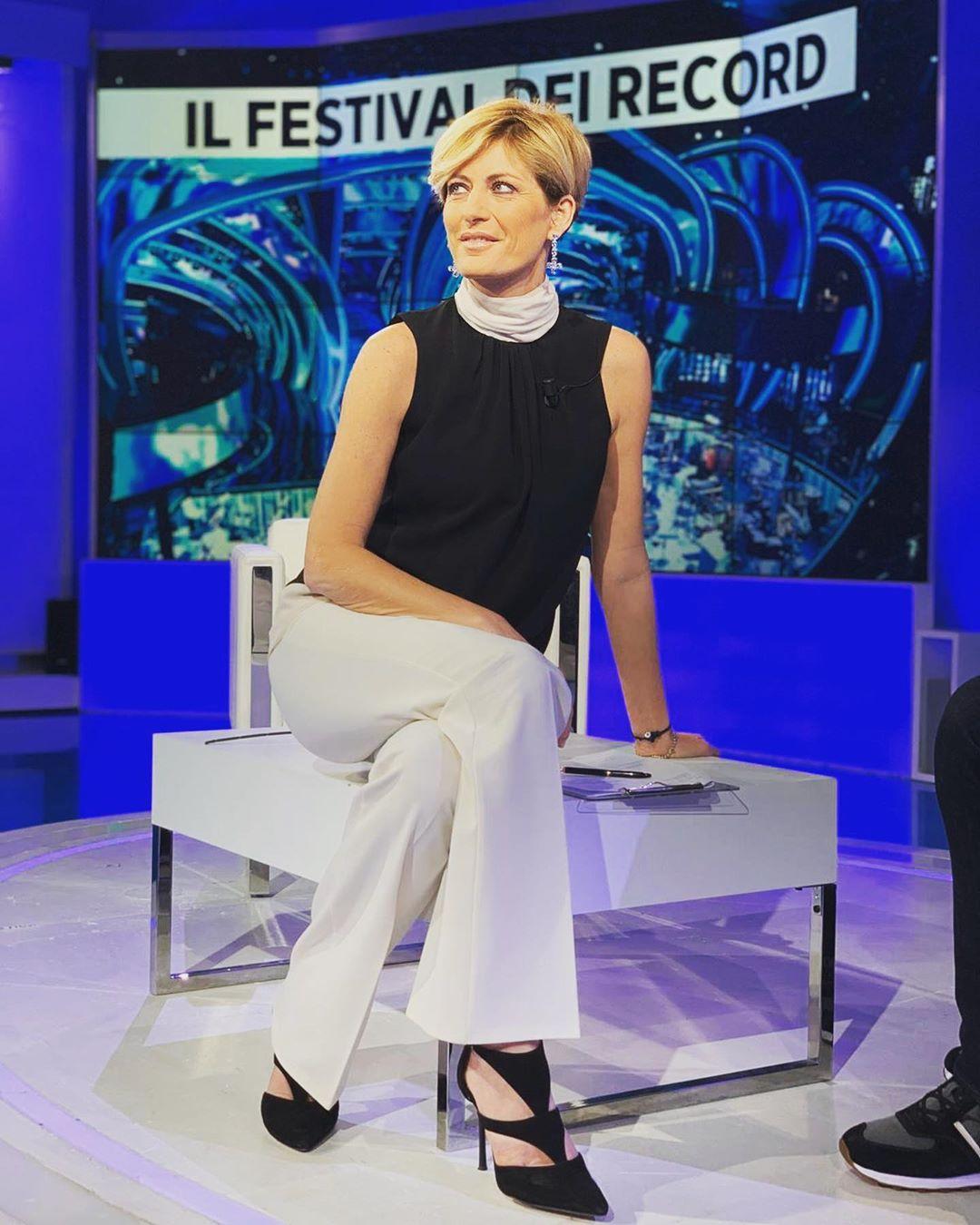 Valentina Bisti, tra le più famose giornaliste della Rai