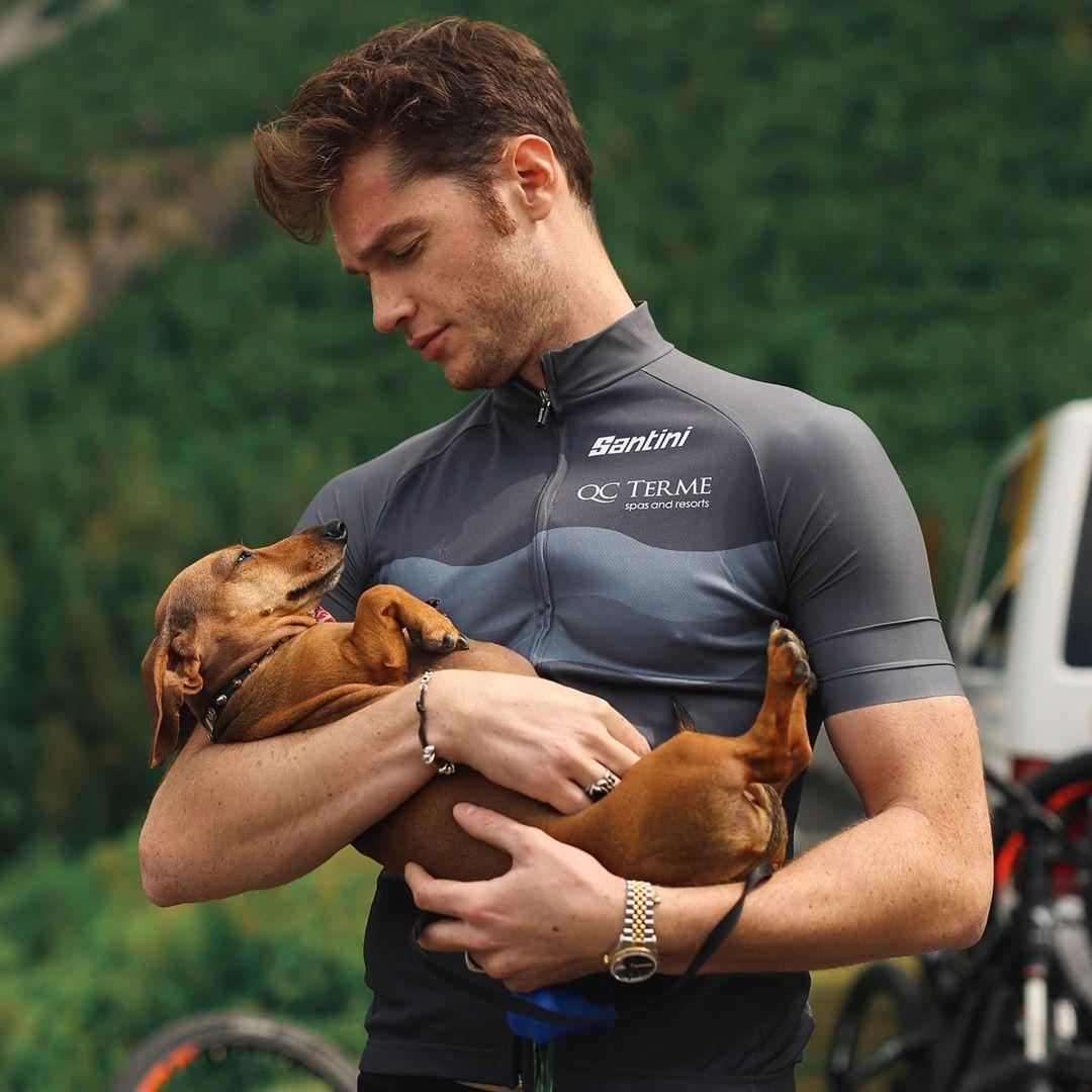 Marco Cartasegna e il suo amore per gli animali