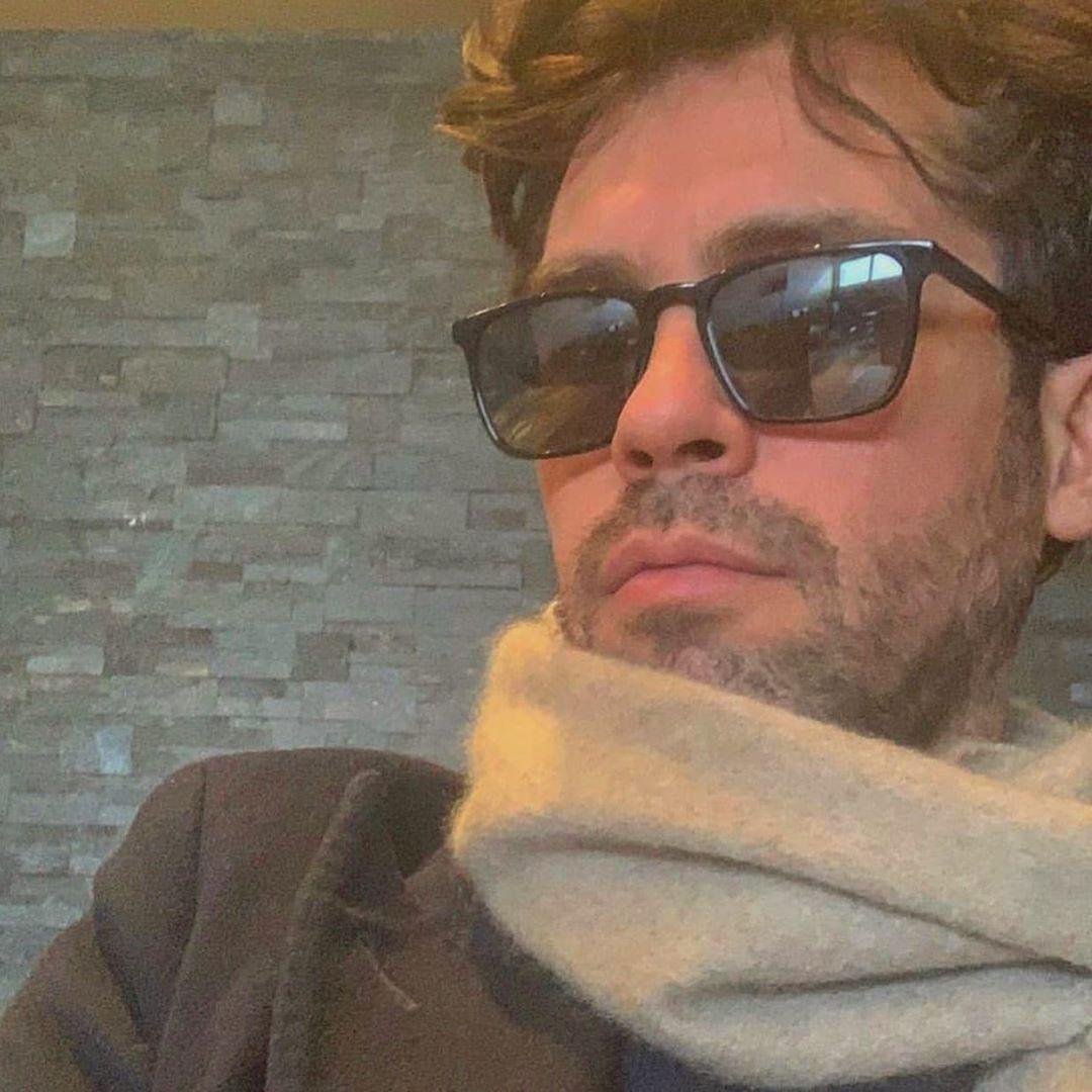 Raffaello Tonon con un look molto più giovanile e accattivante