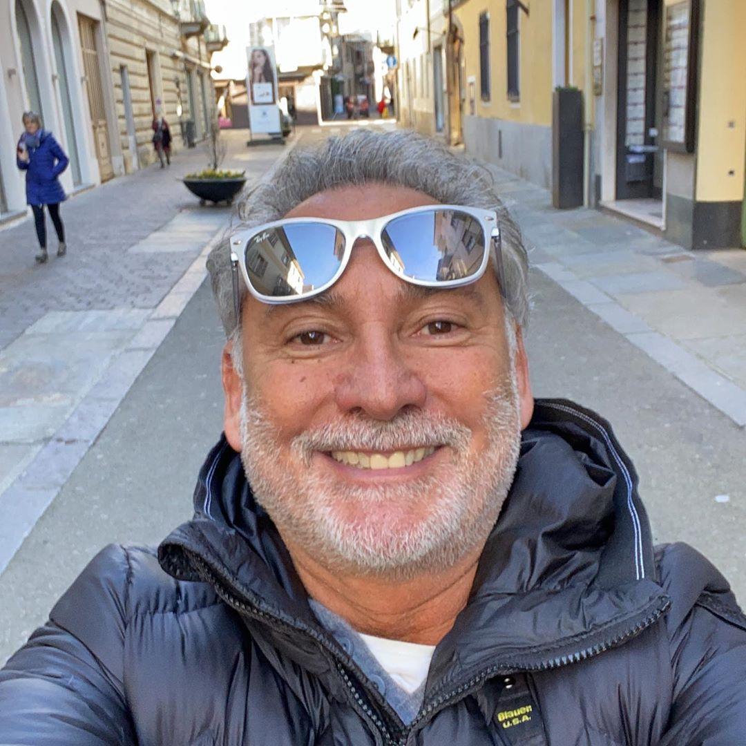 Francesco Paolantoni grande attore e comico