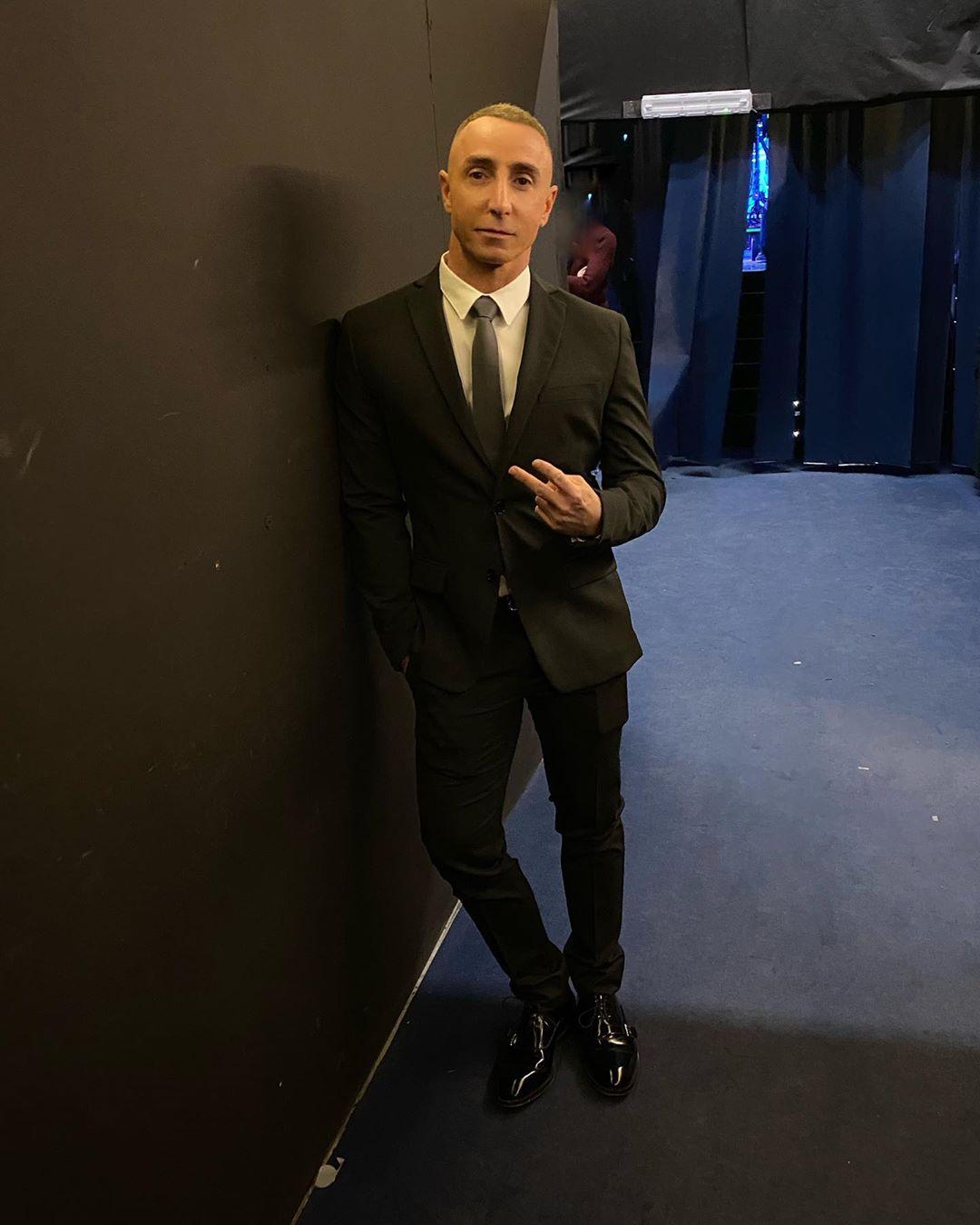 Giuliano Peparini, ballerino di fama mondiale