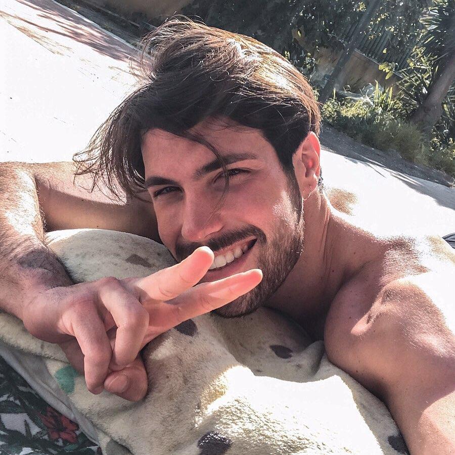 Simone Bonaccorsi, vincitore della fascia Il Più bello d'Italia 2018