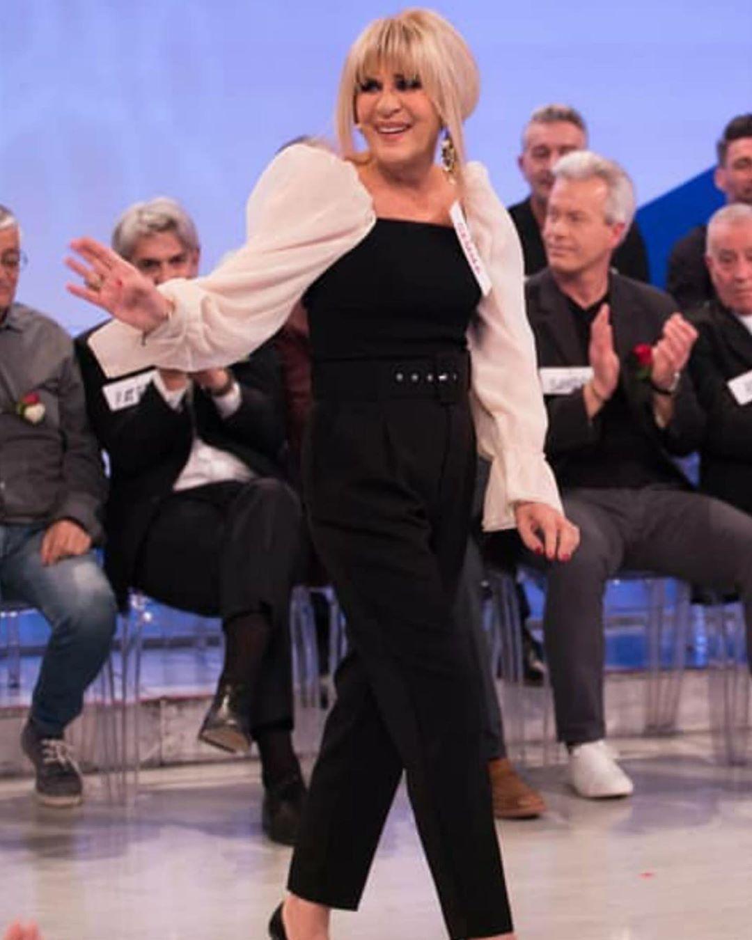 Gemma Galgani, volto noto di Canale 5