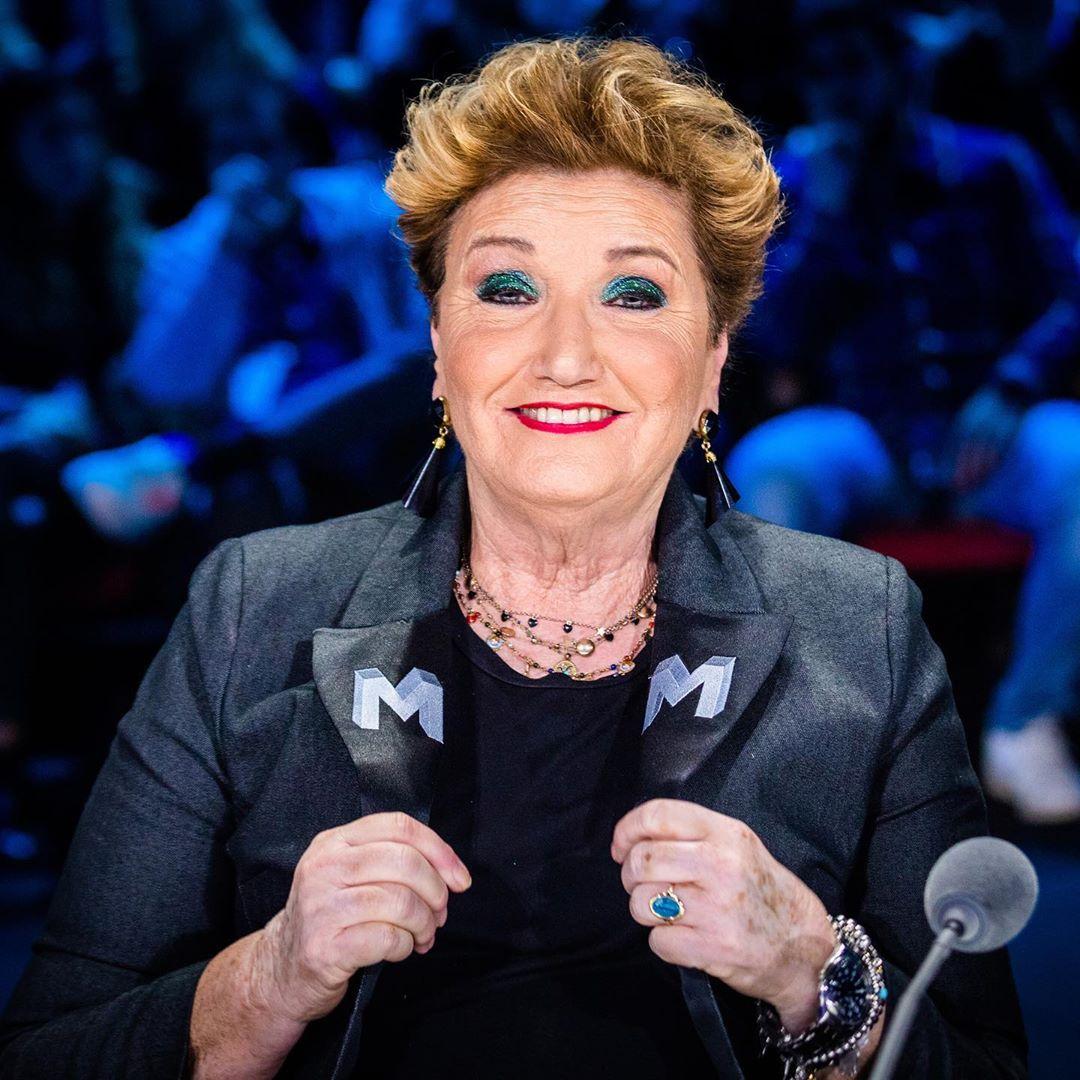Mara Maionchi giudice a X Factor