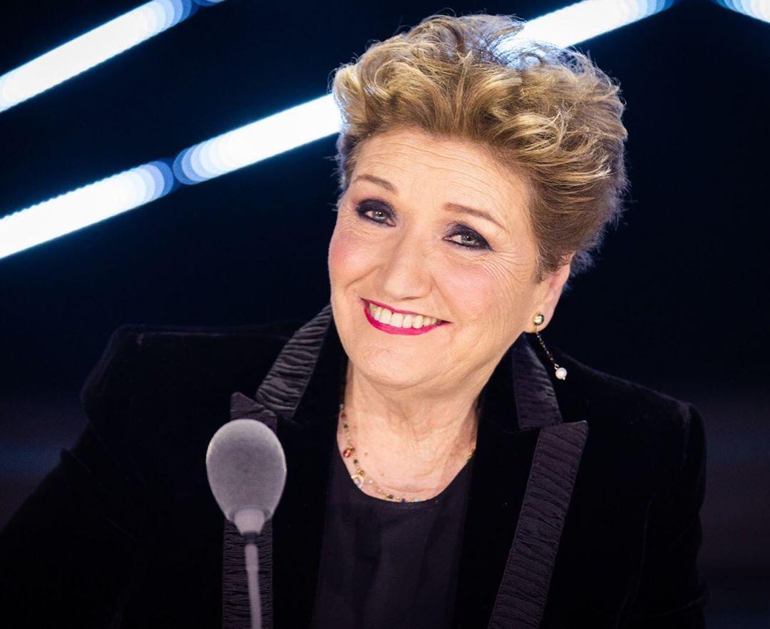 Mara Maionchi, produttrice discografica oltre che personaggio televisivo