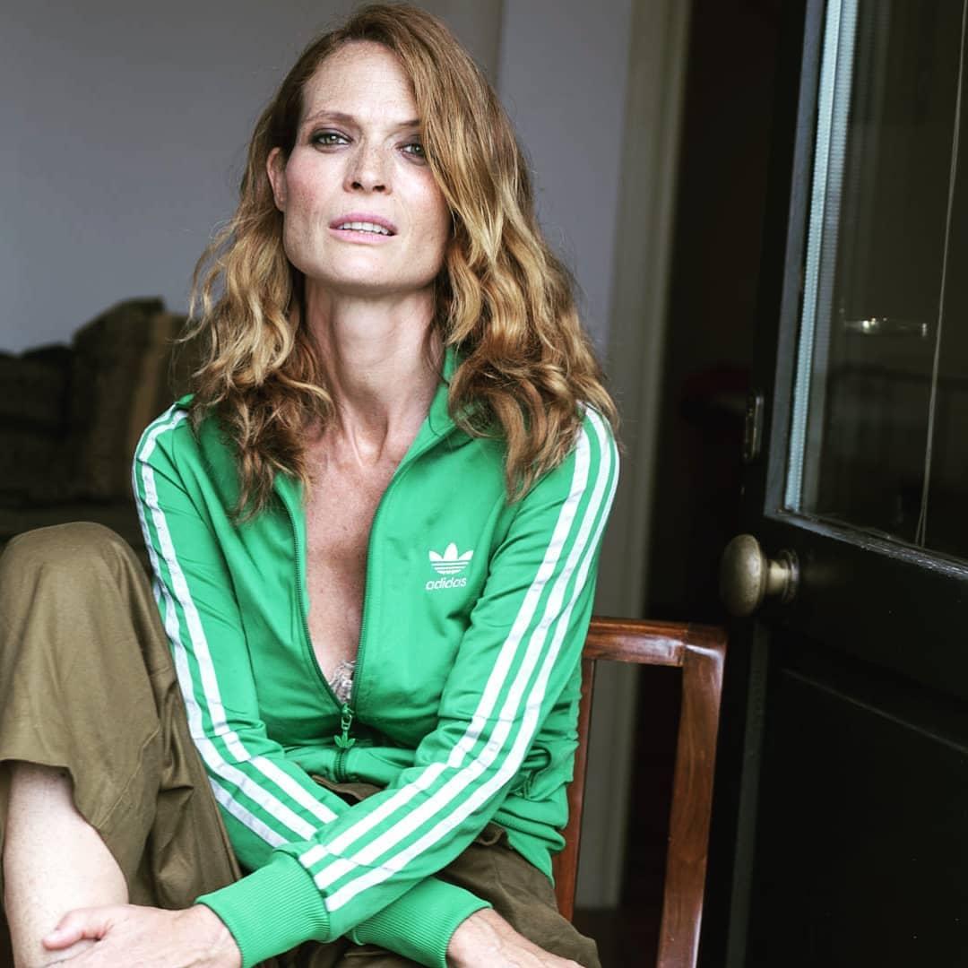 Jane Alexander, modella, attrice e conduttrice TV