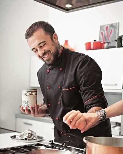Gabriele Rubini, la forte passione per il rugby lascia posto a quella per la cucina