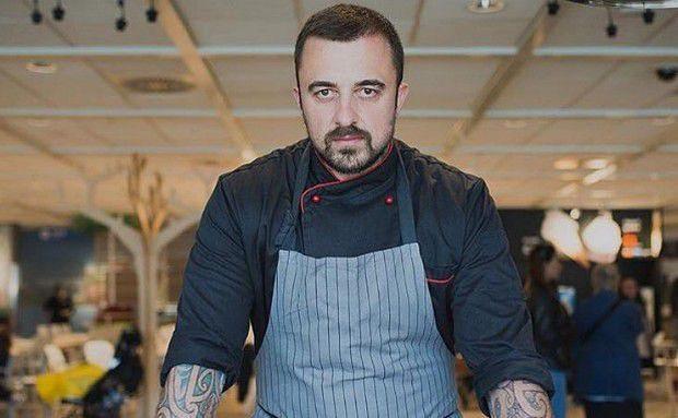 """Gabriele Rubini, in arte Chef Rubio diventa famoso con il programma """"Unti e Bisunti"""""""