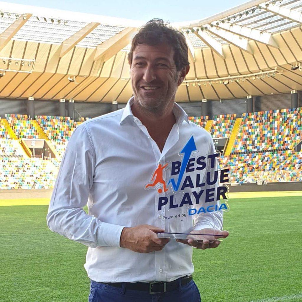 Ciro Ferrara, calciatore della nazionale ha allenato il Wuhan Zall