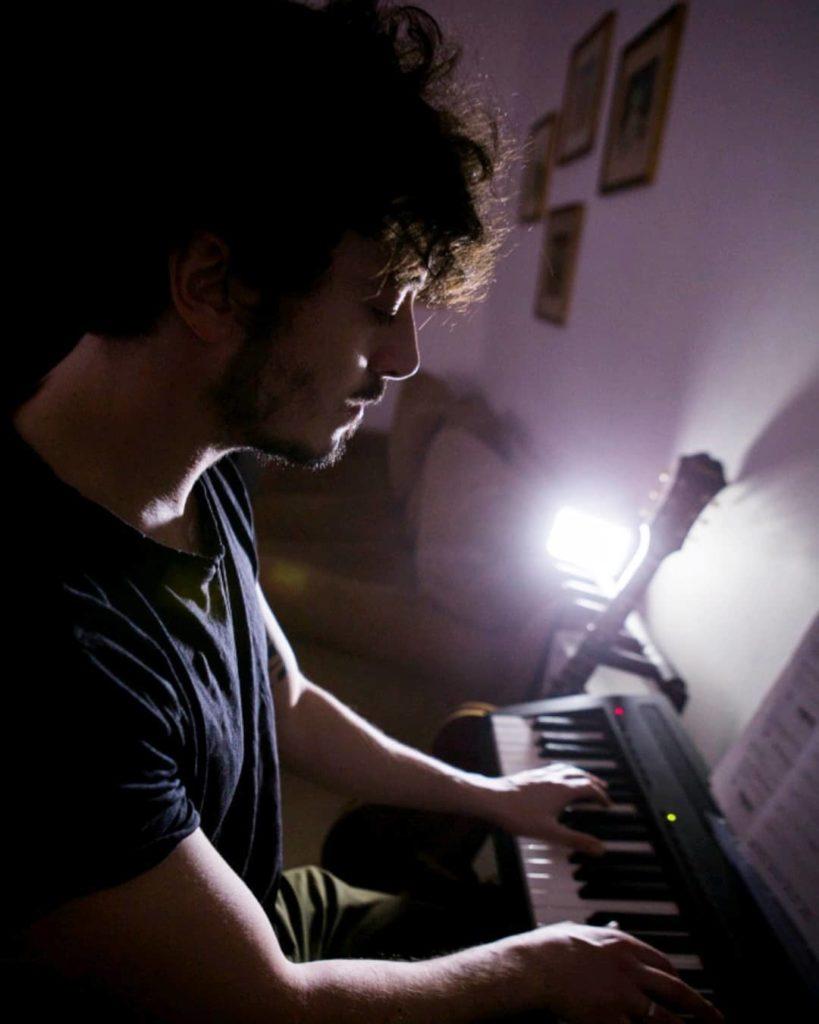 Luca Tudisca Musica