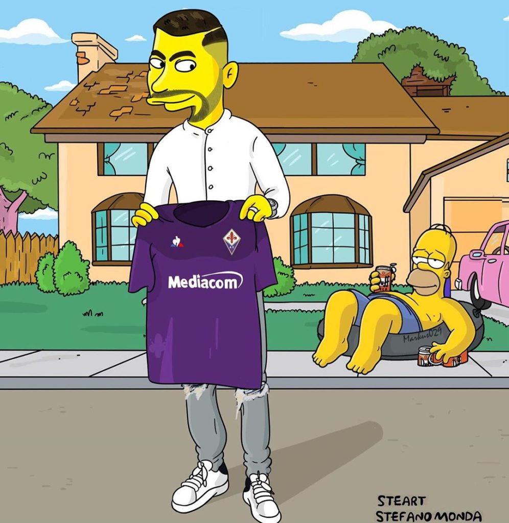 Ghezzal Rachid Fiorentina
