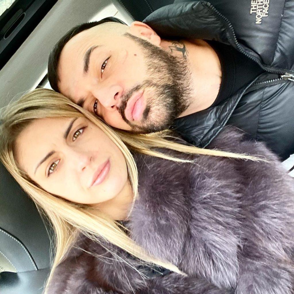 """Sharon Macri, fidanzata con Damiano Coccia, detto """"Er Faina"""""""