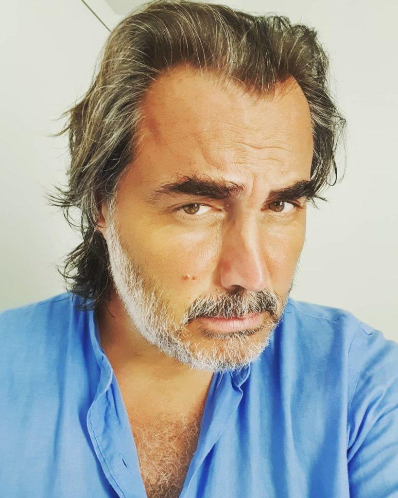 Pierluigi Pardo, conduttore tv del celebre programma Tiki Taka