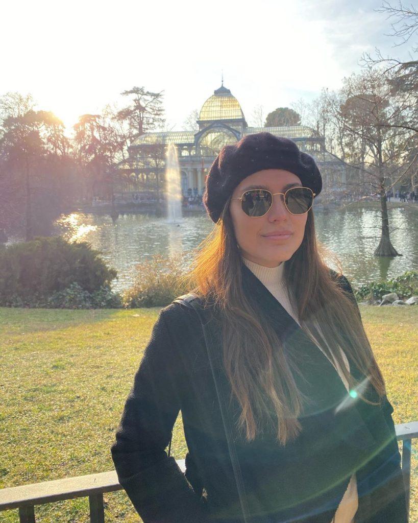 Federica Caputo, fidanzata di Ciro Petrone, attore di Gomorra