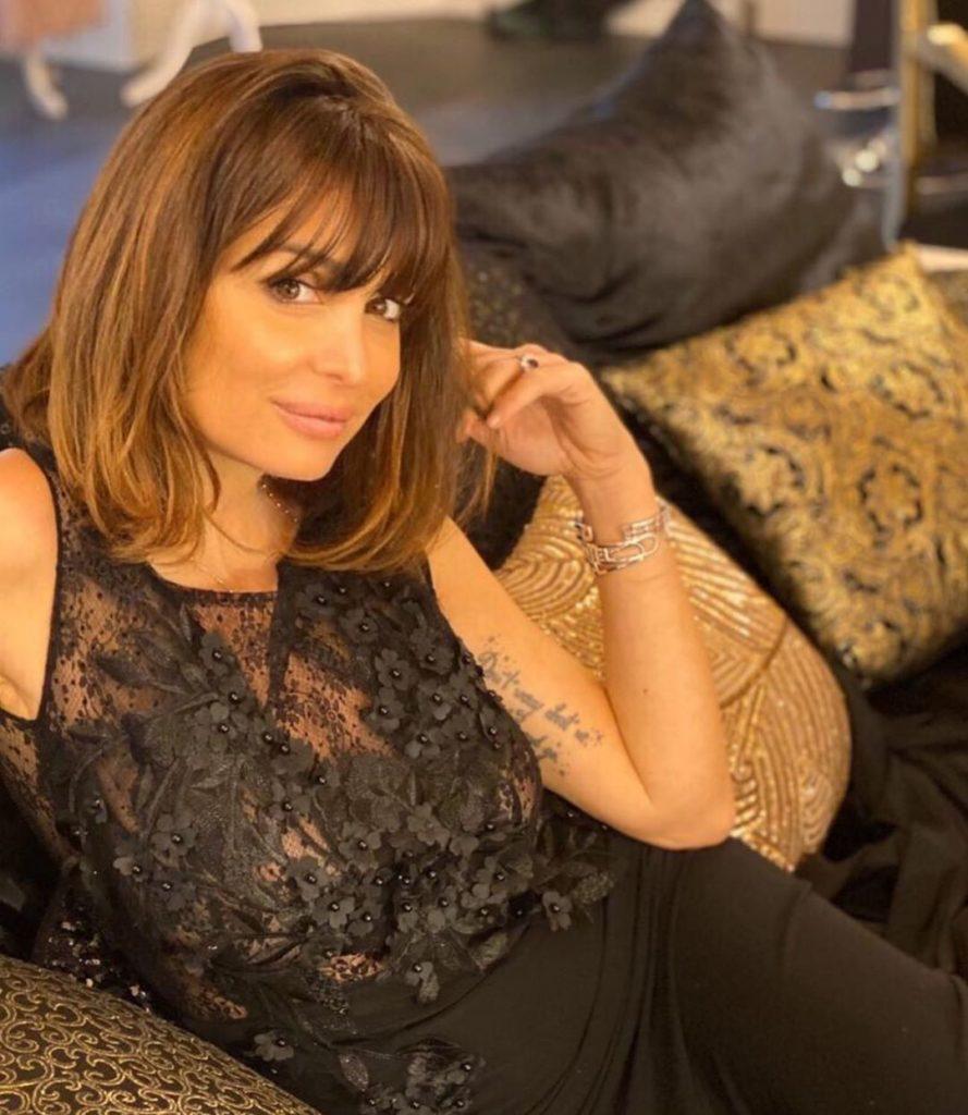 Alessandra Pierelli, dopo due storie con calciatori si sposa con Fabrizio Baldassarri, giocatore di poker con il quale ha dei figli