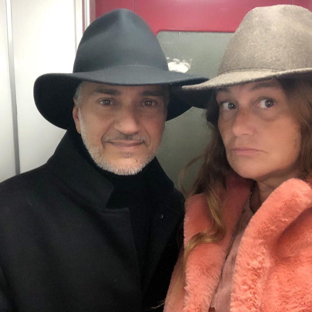 Veronica Cozzani, pur non facendo parte del mondo dello spettacolo è molto famosa perché madre di Belen e Cecilia Rodriguez
