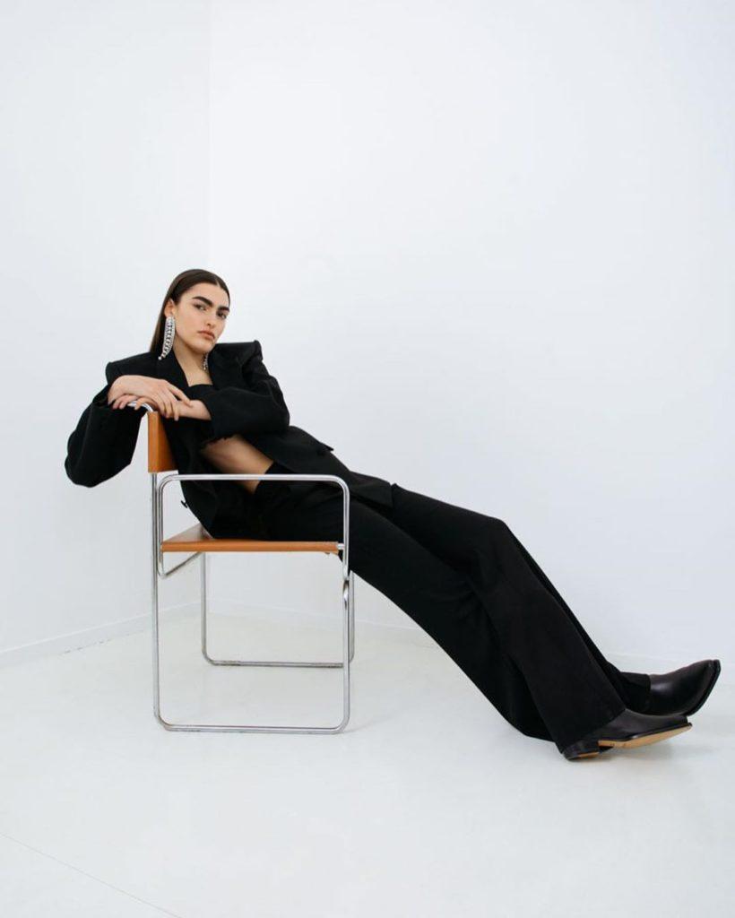 Giorgia Gabriele, grazie alla sua grande notorietà la porta ad essere influencer e consulente di moda