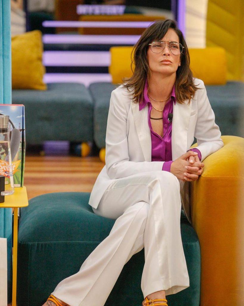 Fernanda Lessa, partecipa al grande fratello Vip nel 2020 dopo una lunga pausa