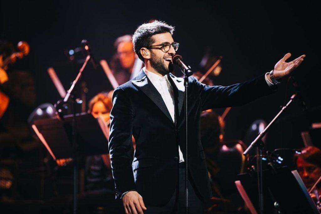 Gianluca Ginoble Lavoro