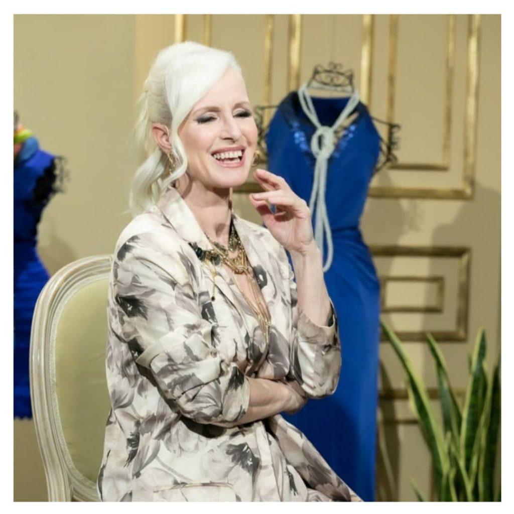 Carla Gozzi, è anche una conduttrice tv di programmi legati alla moda in onda su Real Time