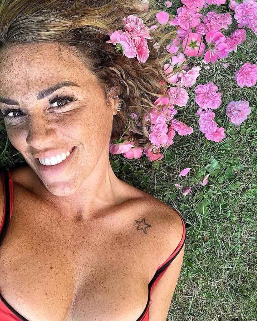 Roberta Bonanno, recentemente ha partecipato come concorrente a Tale e Quale Show