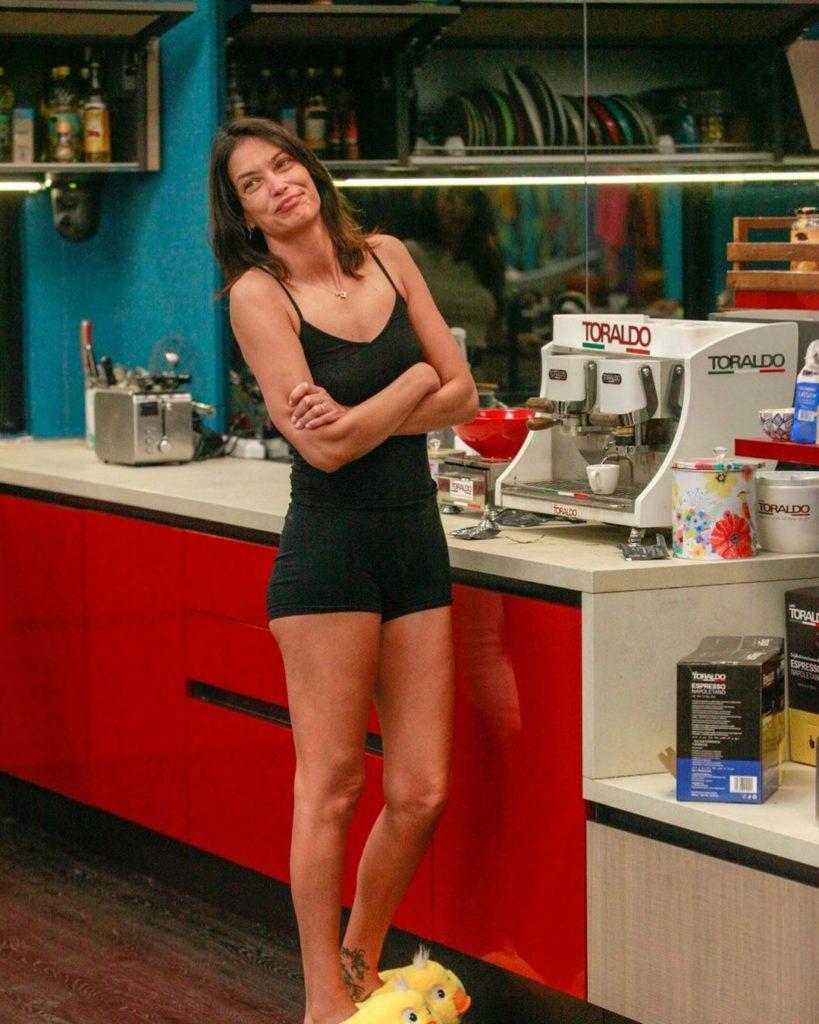 Fernanda Lessa, modella di fama internazionale ma anche showgirl e conduttrice Tv