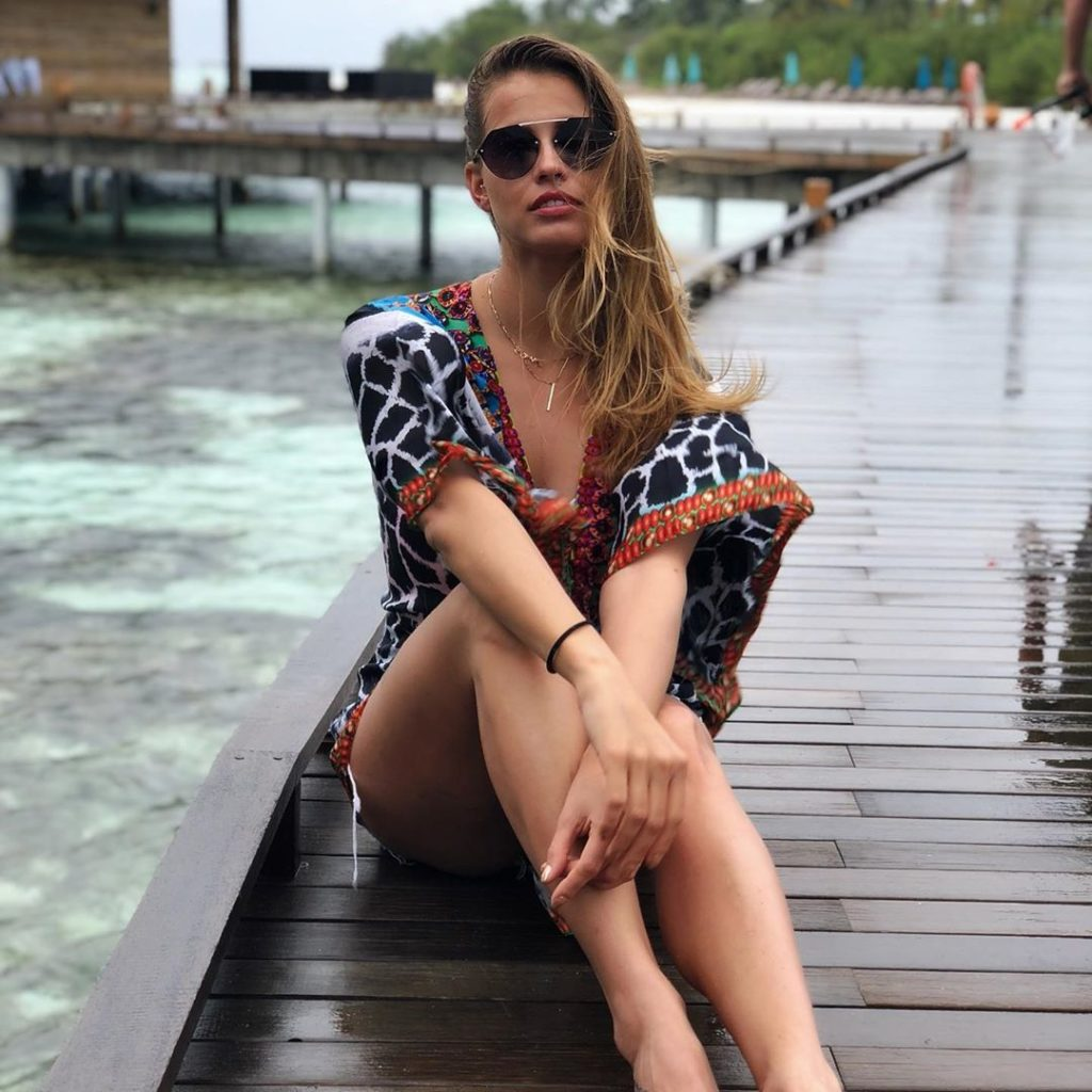 Ivana Mrázová, raggiunge la notorietà in Italia grazie alla partecipazione al grande fratello VIP