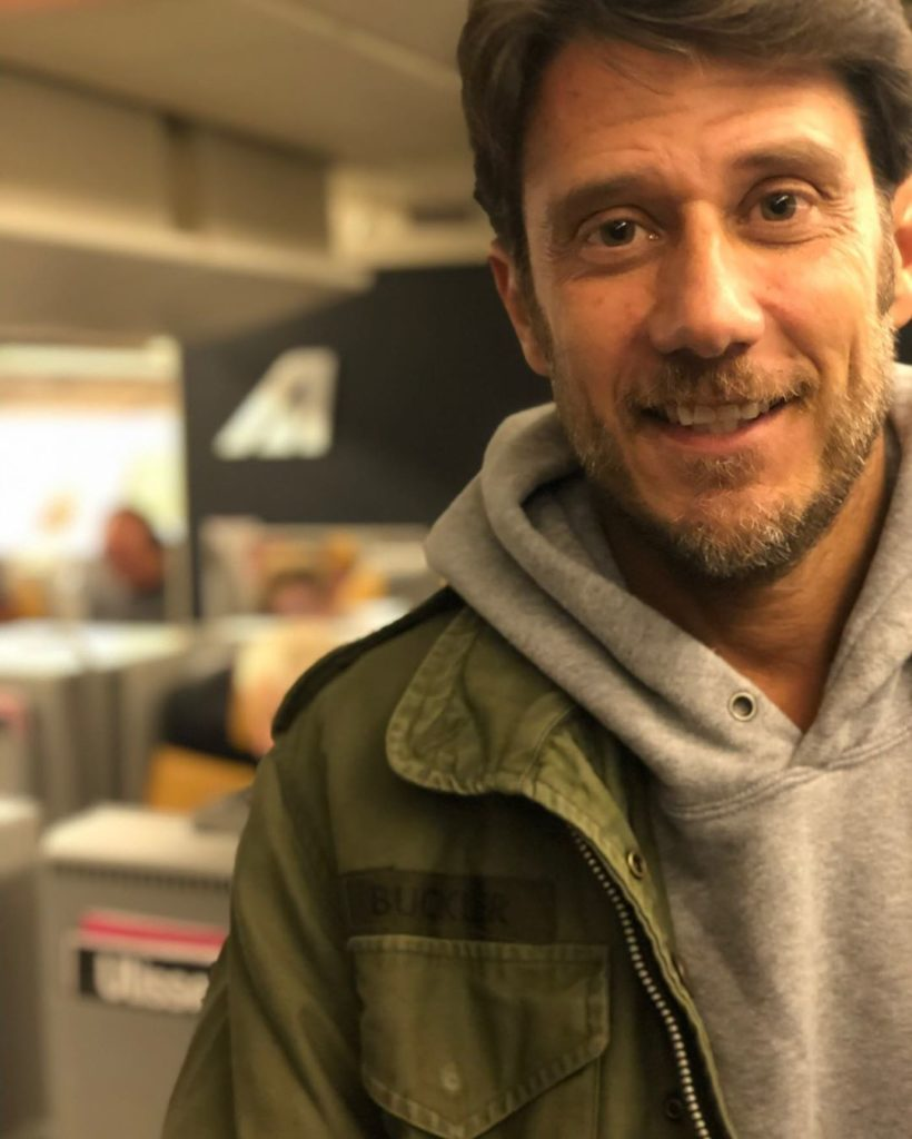 Francesco Panella, celebre ristoratore e personaggio tv romano