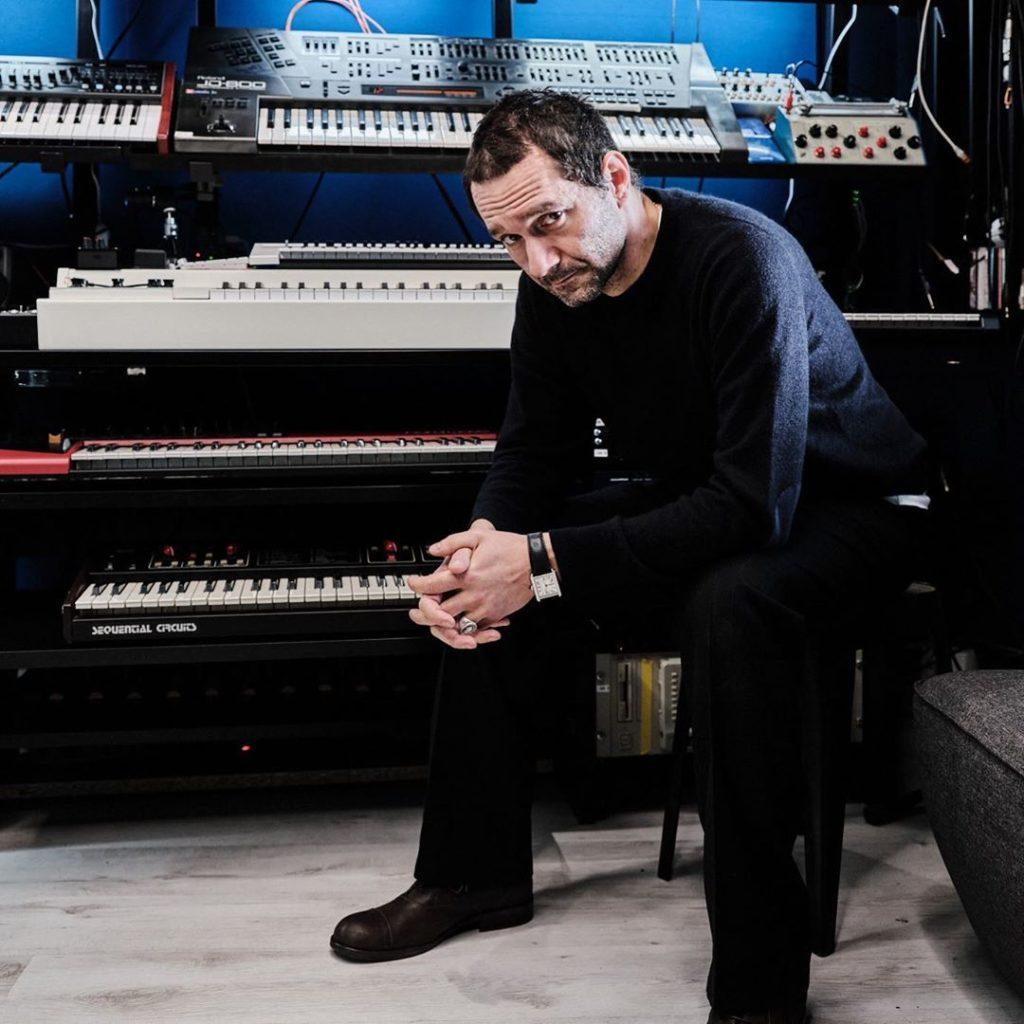 Davide Dileo, una dei DJ più famosi in Italia e nel mondo