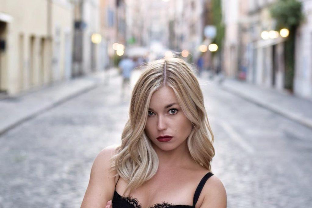 Anastasia Kuzmina, dopo altre partecipazione a Ballando con le stelle nel 2019 conduce Happy Dance su Rai Gulp.