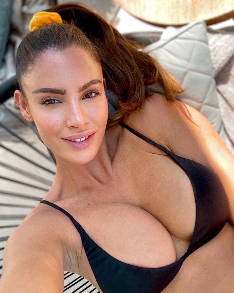 Lucia Javorcekova, modella e influencer slovacca
