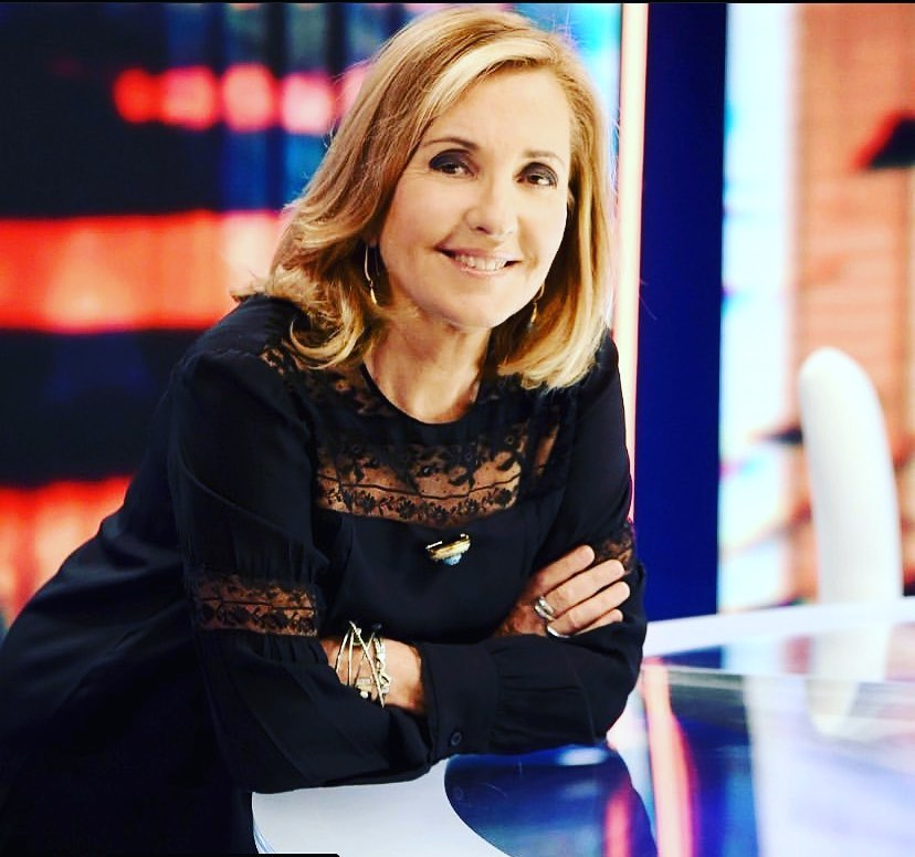 Barbara Palombelli, da anni conduce Forum con successo
