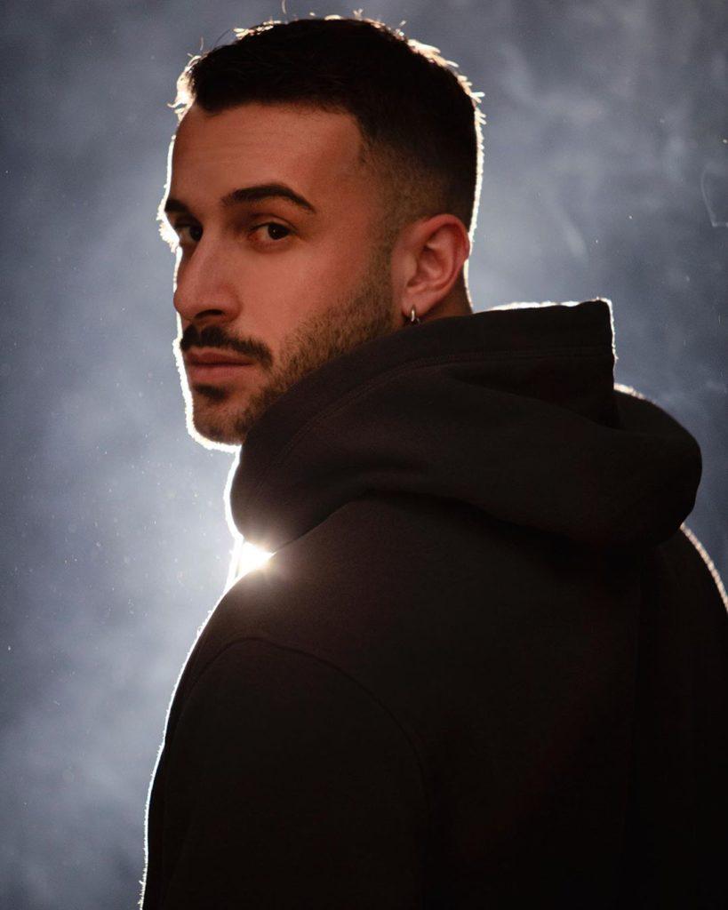Andreas Muller, ballerino di hip hop e brake dance