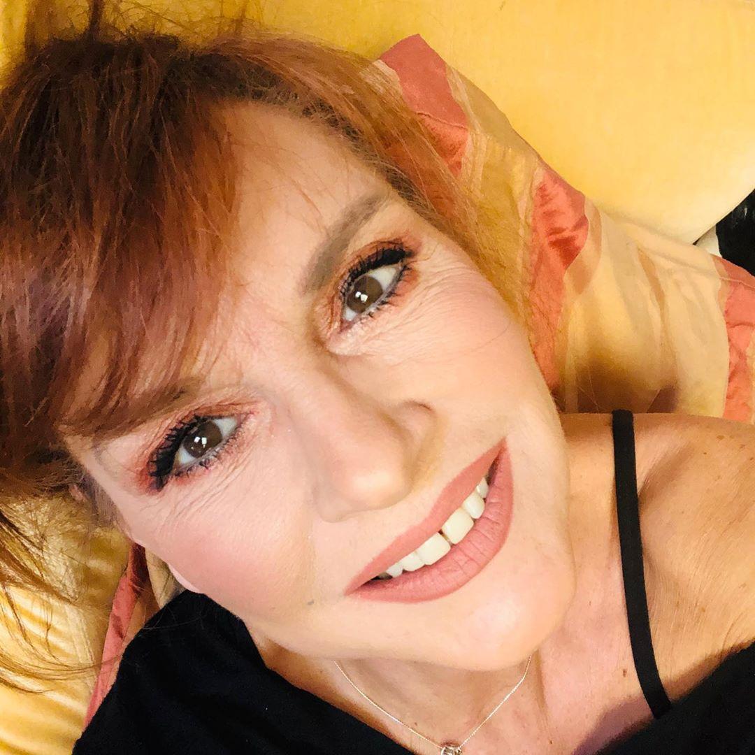 Patrizia Rossetti, conduttrice tv italiana d grande successo