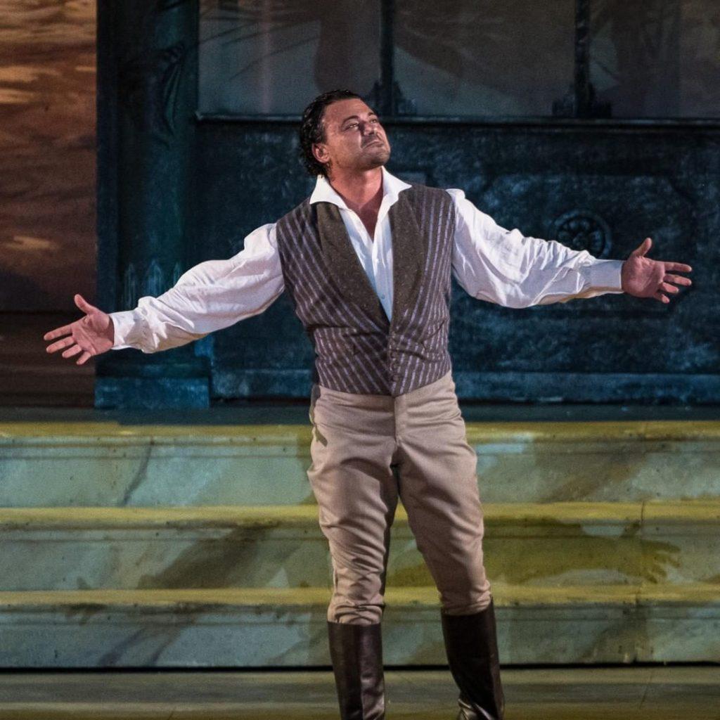 Vittorio Grigolo, tenore italiano conosciuto in tutto il mondo
