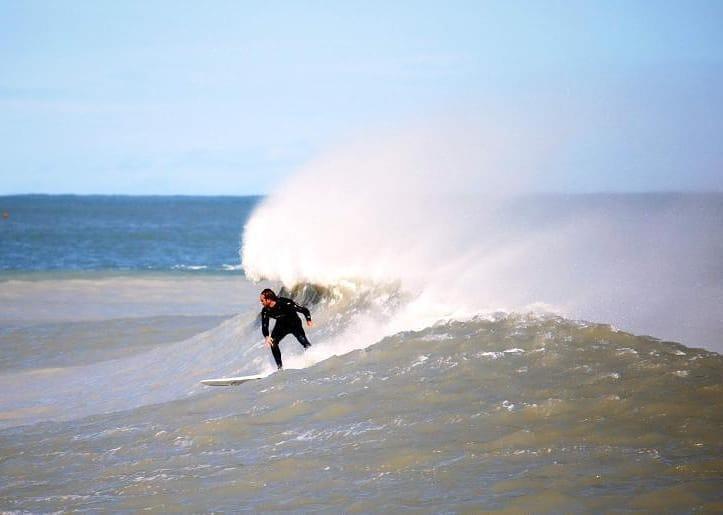 Sergio Volpini, il suo sogno è di diventare un surfista professionista e attore