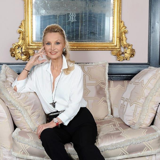 Foto dell'attrice Barbara Bouchet