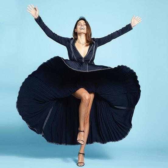 Foto di Valeria Solarino, attrice italiana