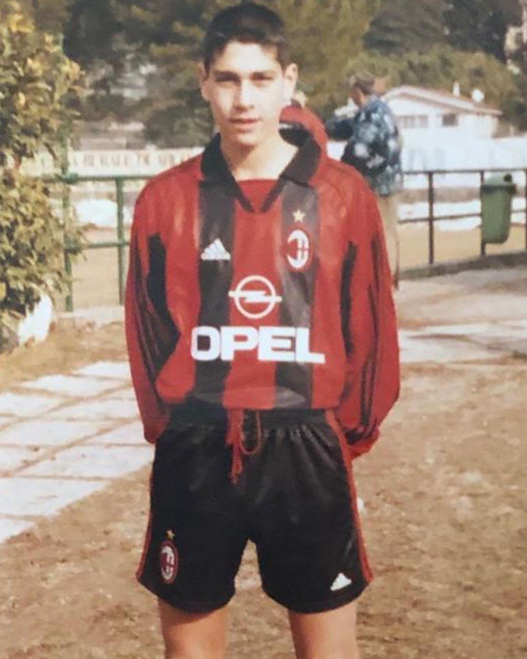 Marco Borriello, calciatore italiano professionista ritiratosi nel 2019