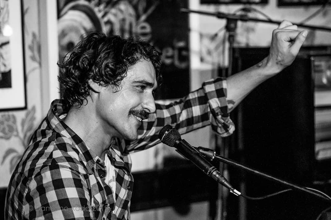 Marco Cocci, conduce programmi per MTV e Rai