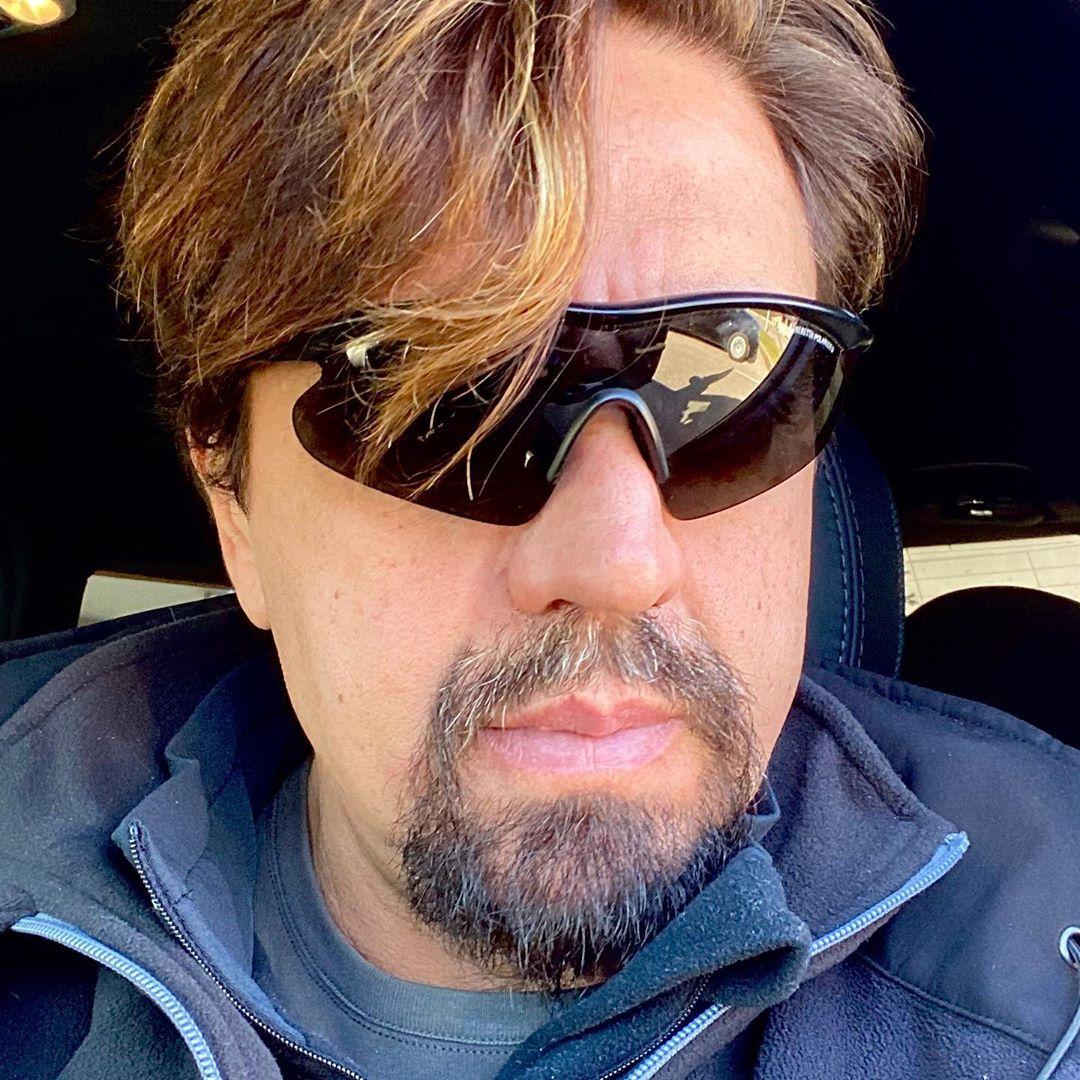 Valerio Staffelli, è anche attore per la televisione il cinema
